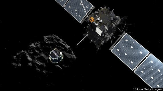 Rosetta #CometLanding Is 'Most Difficult In Space