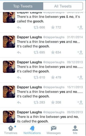 In Praise of Clicktivism: Dapper Laughs and People