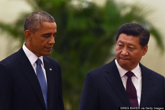 China And US Sign Ambitious Climate Change