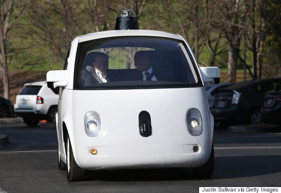 Google's Driverless Cars Get Green Light For Public Road