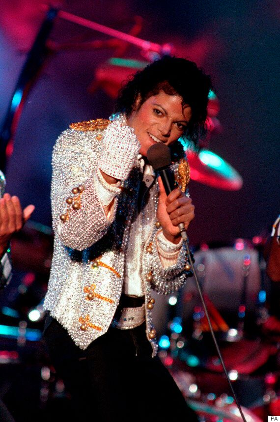 Michael Jackson's White Sequinned Glove Sold At Auction For $64,000, Bad Jacket Also