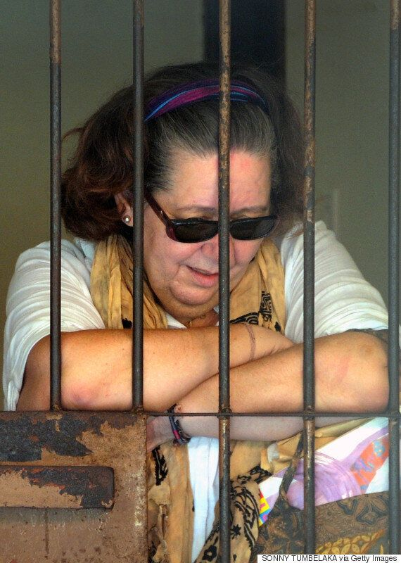 British Grandmother Lindsay Sandiford Facing Firing Squad In Indonesia For Drug Trafficking Down To 'Last