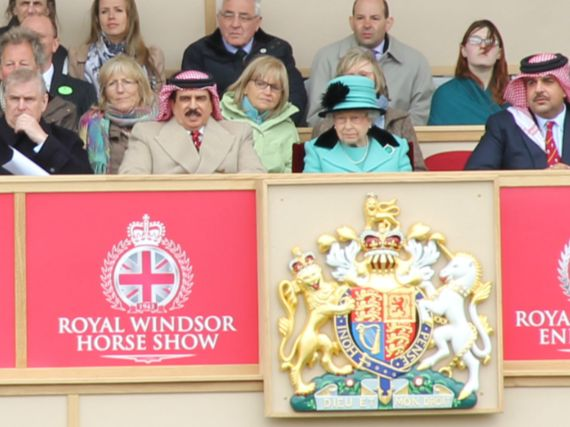 Open Letter to the Queen - Don't Receive King Hamed at Royal Windsor Horse