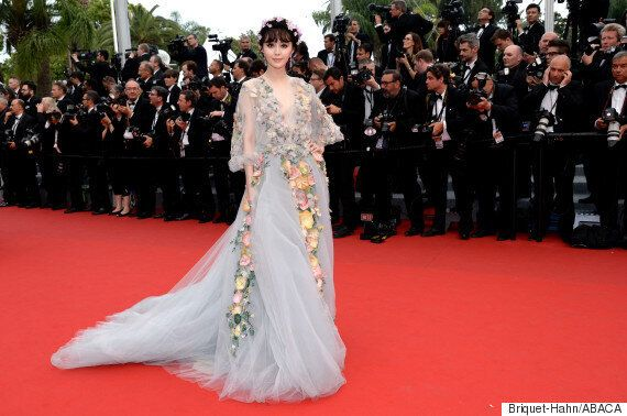 Fan Bingbing Wears A Dress Dreams Are Made Of At