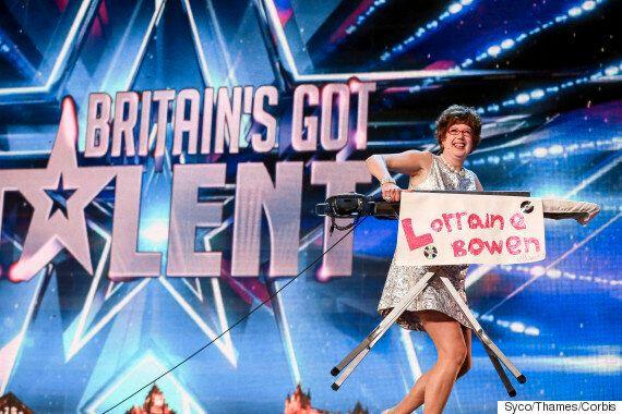 'Britain's Got Talent': David Walliams Gives Lorraine Bowen The Final Golden Buzzer Of The Series