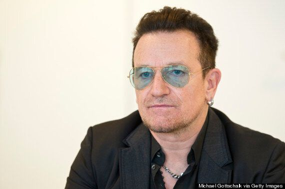 Bono's Plane Door Falls Off Mid-Air: U2 Frontman 'Lucky To Be Alive' After Private Jet