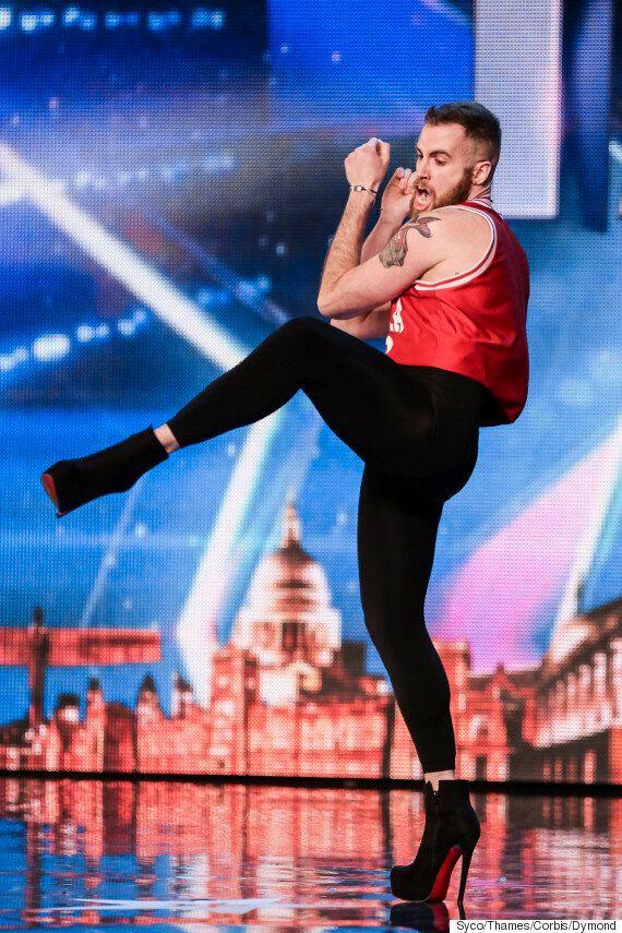 'Britain's Got Talent': Luca Calo Impresses (Most Of) The Judges With His *Unique* Dancing Audition
