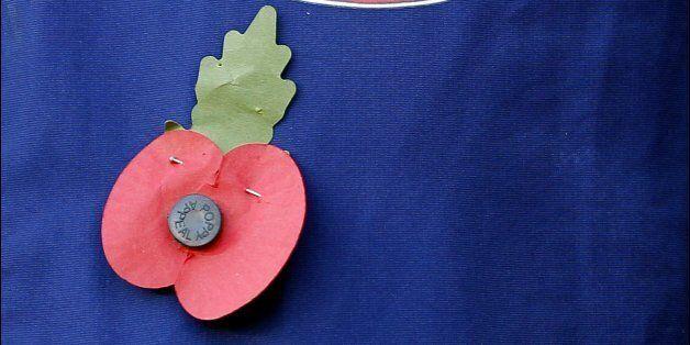 A poppy and the Sunderland club