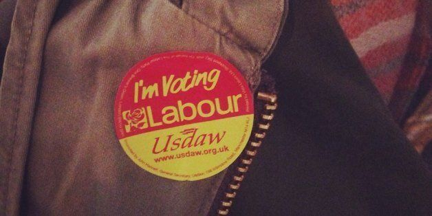 Labour of Love (Or: How I Learned to Stop Worrying and Join a Political