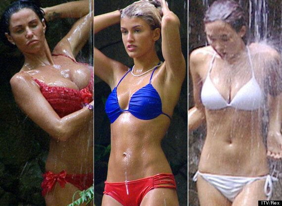 'I'm A Celebrity': Best Bikini Moments, Including Myleene Klass, Amy Willerton, Helen Flanagan And......