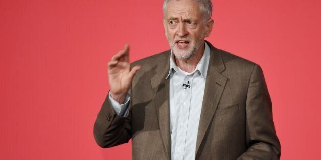 File photo dated 28/06/15 of Jeremy Corbyn, who is on course to take Labour's top job after storming...
