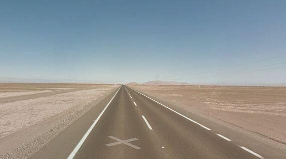 My Run Across Deserts and
