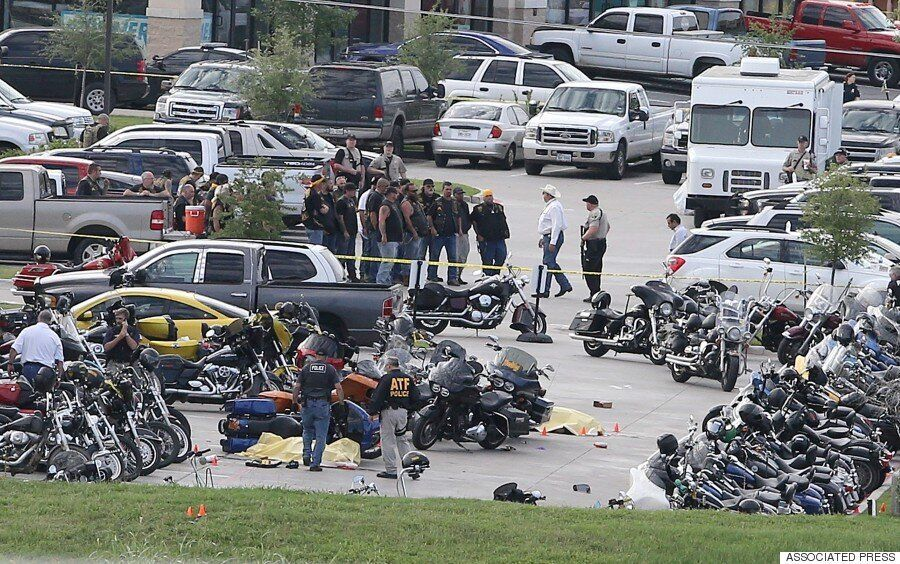 Waco Biker Shooting: 192 To Face Charges After Mass Shootout Outside Texas