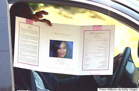 Bobbi Kristina Brown Funeral: Family Gather To Say Goodbye To Whitney Houston And Bobby Brown's Daughter
