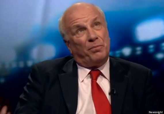 FA Chief Greg Dyke Was Totally Unprepared When Newsnight Asked Him About Ched