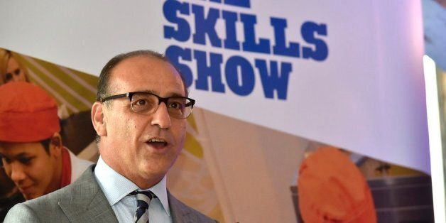Theo Paphitis: 'A Degree Guarantees Nothing Bar Landing Youths In Debt And Training Them To