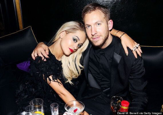 Rita Ora's New Boyfriend Ricky Hil Reveals Lessons Learnt From Calvin Harris: 'We Will Never Work