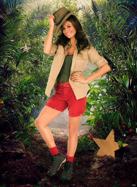 'I'm A Celebrity' 2014: Melanie Sykes Is 'Ready To Move On' From Ex Husband Jack Cockings... But Not...