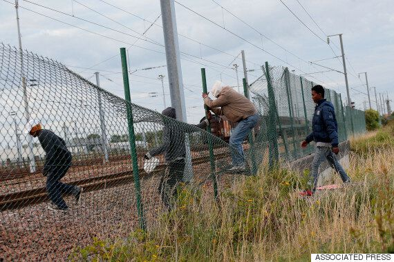 Calais Migrants: 7 Out Of 10 'May Be Reaching The UK' Say