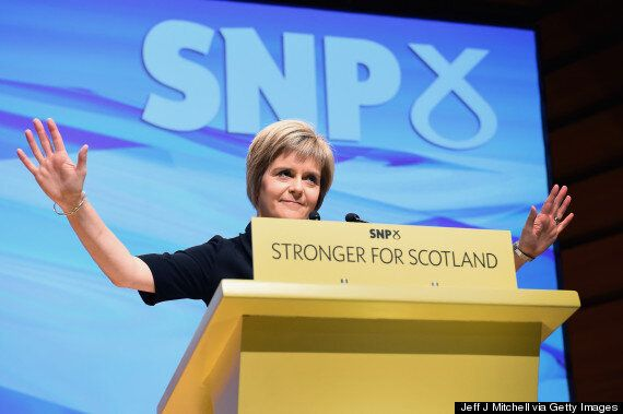 Nicola Sturgeon Has A Bitter Warning For The Tories As She's Crowned SNP