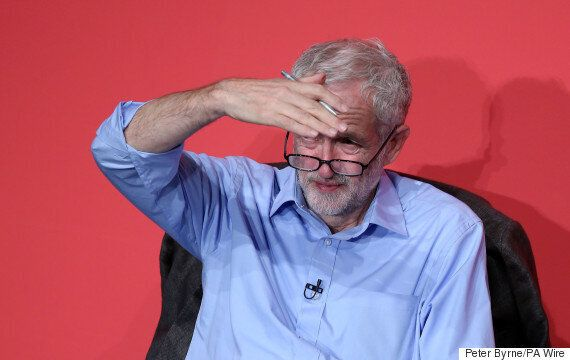 'Jeremy Corbyn Would Make The Poor Poorer' Claims Labour's Shadow Chancellor Chris
