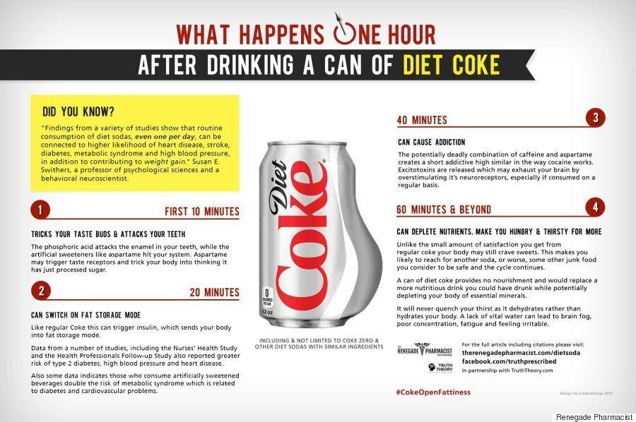 is diet soda an oxymoron