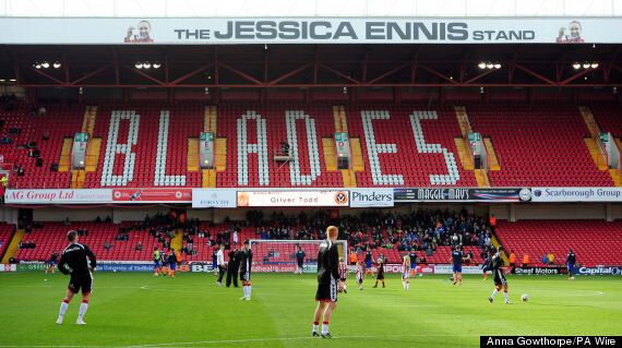 Jessica Ennis-Hill Sent Vile Rape Threats Over Ched Evans