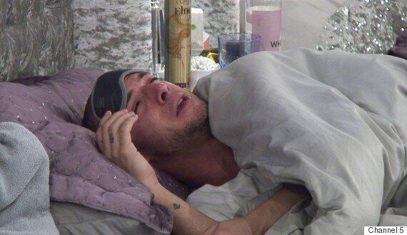 'Big Brother' Contestant Aaron Frew Breaks Down In Tears After Being Named 'Least-Deserving' Housemates