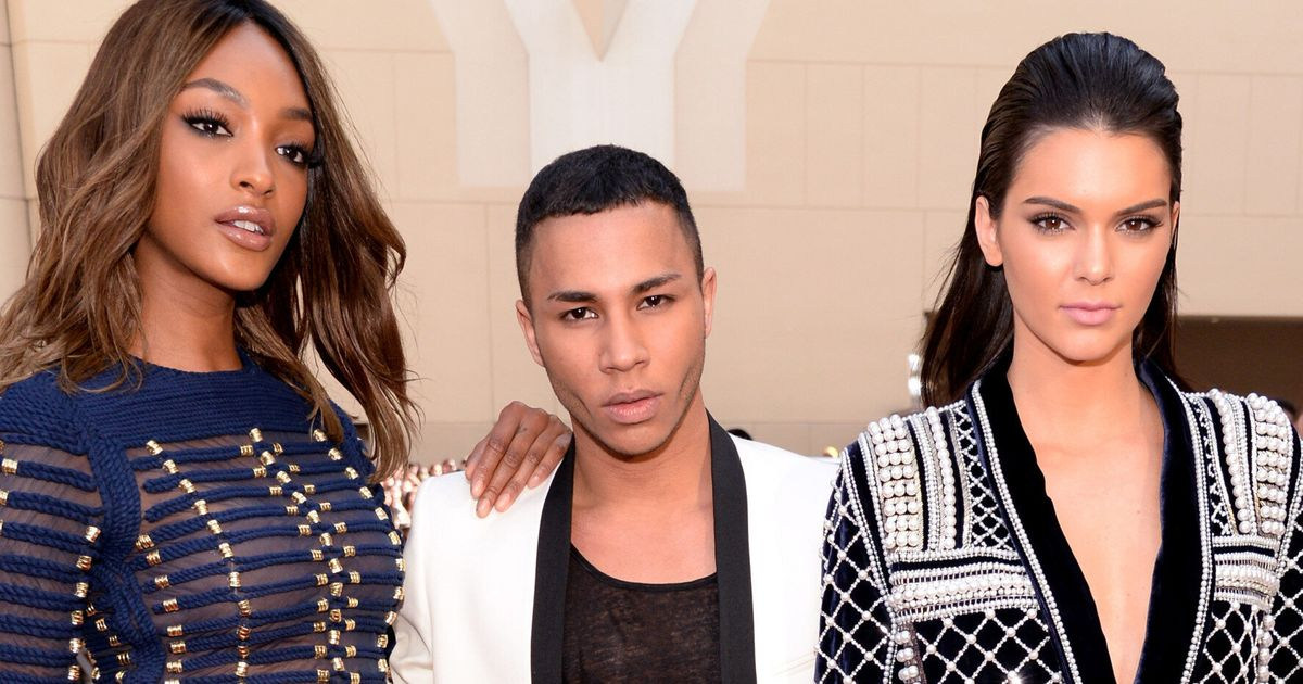 d7ec0e68 Balmain For H&M: Olivier Rousteing Confirms Exciting Collaboration -  #HMBalmaination   HuffPost UK