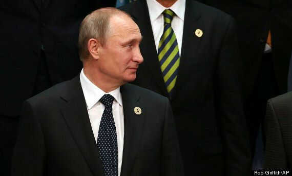Vladimir Putin Accused Of 'Machoism' By David Cameron As Tensions Flare At