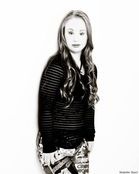 Meet Madeline Stuart, The Teen Model With Down's Syndrome Who Is Challenging Traditional Notions Of