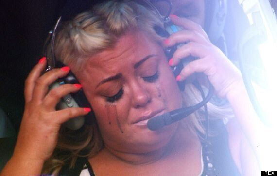 'I'm A Celebrity': Gemma Collins Breaks Down... Before Entering The Jungle