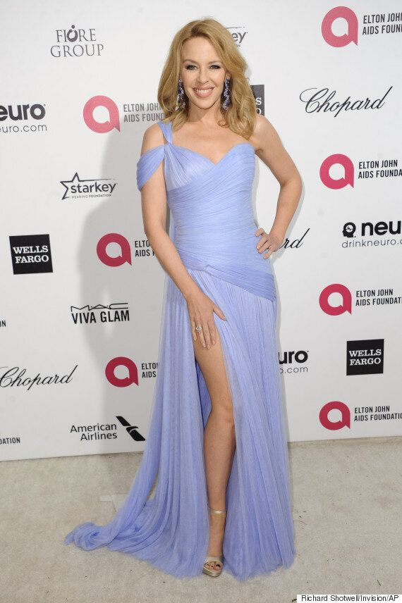Kylie Minogue Reveals She's Looking For Love (And If You're Bald And Have A Beer Belly Then You're In...