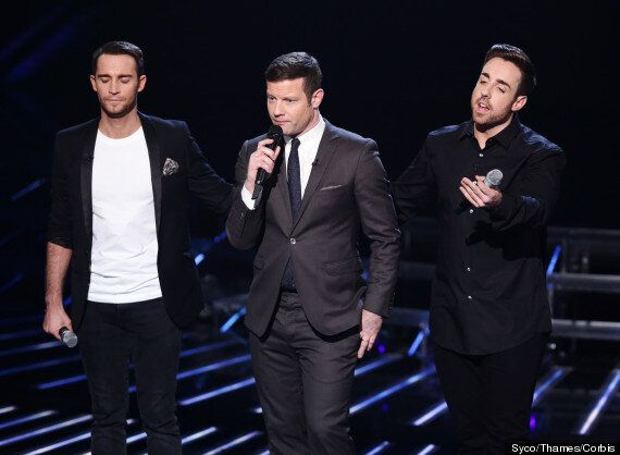 'X Factor': Jay James Goes Home After Losing Out To Stevi Ritchie In Sing-Off