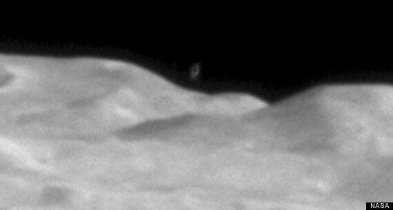 'UFO' Discovered (Sigh) In Apollo 12 Photograph, 45 Years
