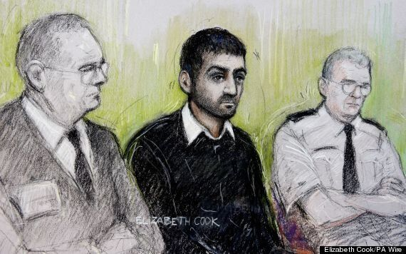 Erol Incedal Convicted Of Terror Charge After Landmark Secret