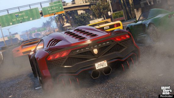 GTA 5 PS4 And Xbox One Review Round-Up: High-Definition