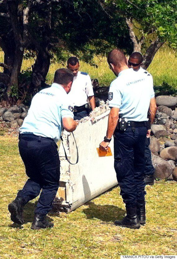 MH370: Simulation Reveals How Debris From Missing Malaysia Airlines Flight Could Have Moved Through The