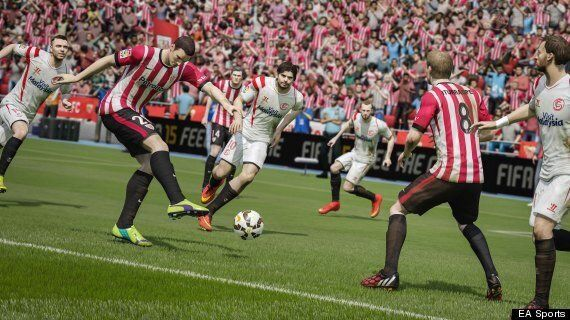 FIFA 15 Share Play DOES Work According To