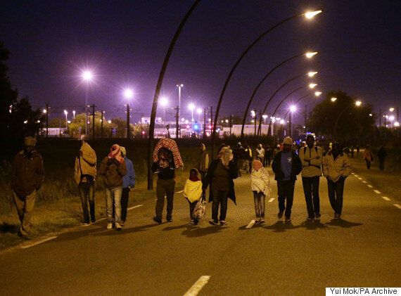 Calais Migrant Crisis: Minister Philip Hammond Under Fire From Hauliers After Claiming Government's 'Got...