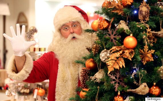 Selfridges London Opens Christmas Store 143 Days