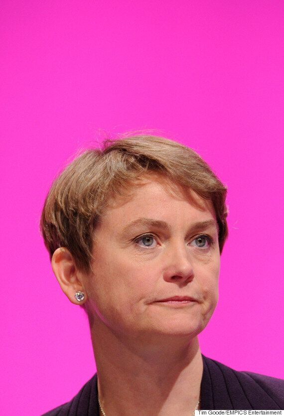 Yvette Cooper Hits Out At Ed Miliband's 'Anti-Growth, Anti-Worker' Attitude To