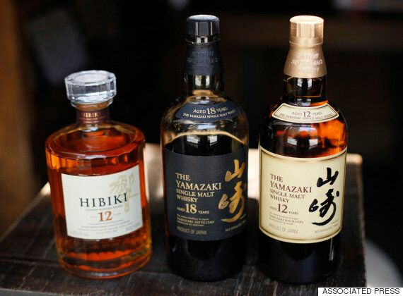 Suntory Is Sending Its Best Whisky Into Space As Part Of Two-Year Ageing