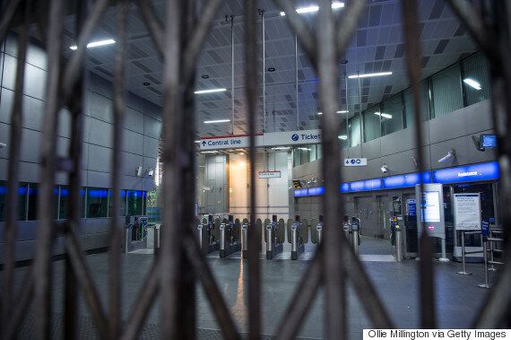 Tube Strike 5th August: RMT Union Demands Indefinite Suspension Of Night