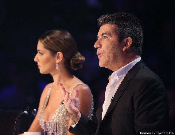 'X Factor': Simon Cowell Apologises To Andrea Faustini And Lauren Platt After Being Branded 'Debbie Downer'...