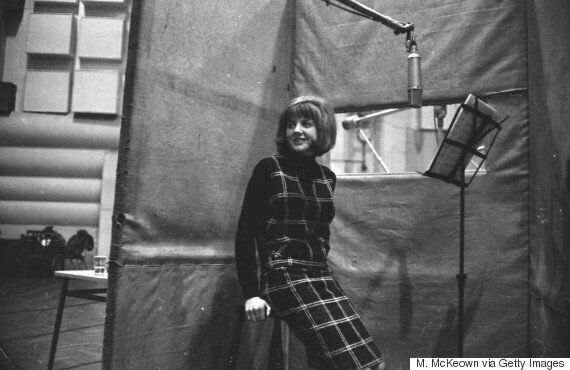 Cilla Black's 'Anyone Who Had A Heart' Returns To UK Singles Chart - Could It Break The Top