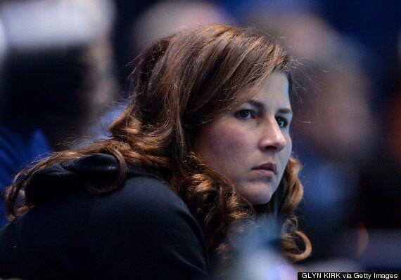 Roger Federer's Wife Mirka Calls Stan Wawrinka A 'Cry Baby'
