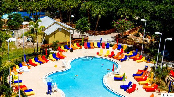 Florida's Legoland Hotel Is All Of Your Childhood Dreams Come