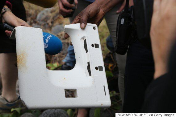MH370: Suspected Malaysia Airlines Water Bottles And 'Plane Window' Wash Up On