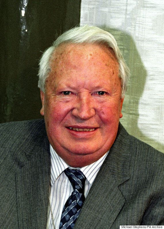 Sir Edward Heath's Tory Whip Tim Fortescue Told BBC He Could Cover Up 'Scandals Involving Small